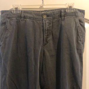 J Crew pants grey size 6